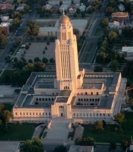 nebraska state capitol - area activities